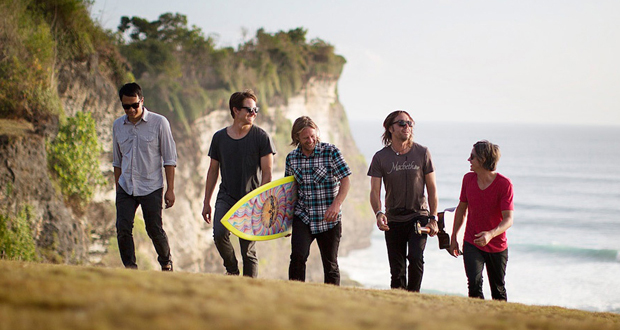 Photo of Switchfoot:  Balancing faith, families, music and the love of surfing