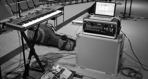 Photo of A Hart for people: Former worship leader launches missional music project