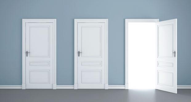 Photo of Doorways often offer peek into life's jams|Mark Larson