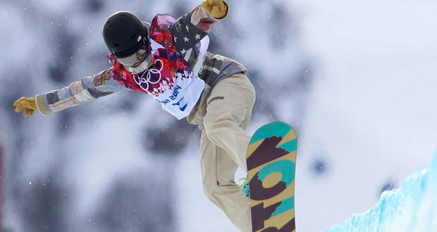 Photo of Snowboarder seeks to inspire beyond Sochi