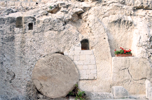Located near the heart of Jerusalem is a place called The Garden Tomb, what some believe was the Garden of Joseph of Arimathea where Jesus was buried.