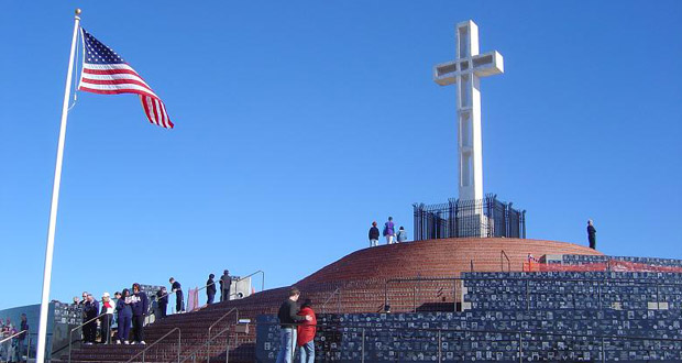 Photo of The cross on Mount Soledad can stay — for now