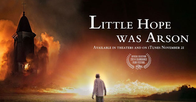 Photo of 'Little Hope' explores surprising story behind 2010 church arsons