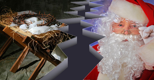 Photo of Christmas: The secular vs. the sacred