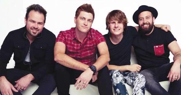 Photo of Music news | Audio Adrenaline has a chart topper