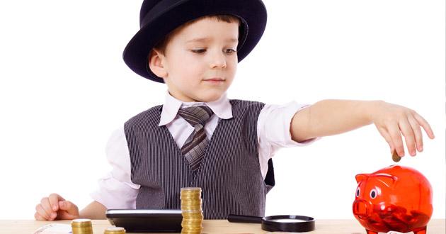 Photo of Practically speaking…raising money-smart children