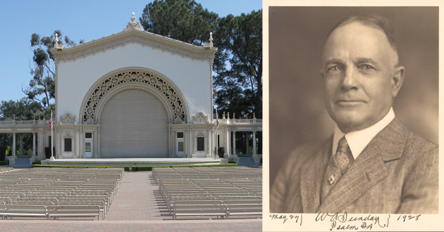 Photo of Balboa Park Centennial | The preacher in the ballpark