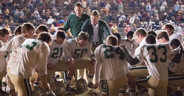 Photo of Football-themed 'Woodlawn' hits theaters Oct. 16