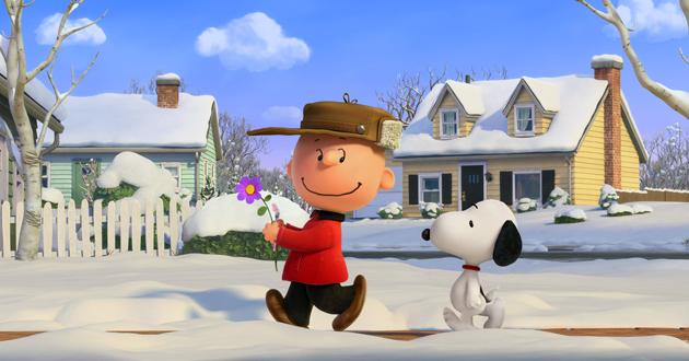 Charlie Brown, Snoopy