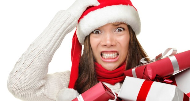 Christmas pressure