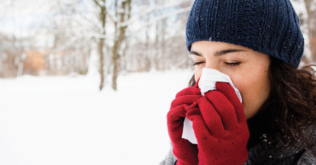 Photo of Don't let a cold or flu ruin the holiday season