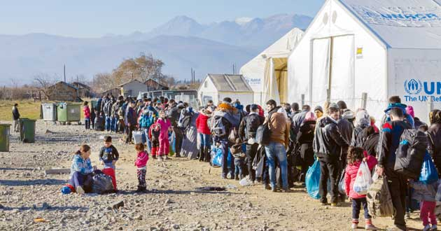 Photo of A call for compassion | Evangelicals commit to refugee resettlement efforts