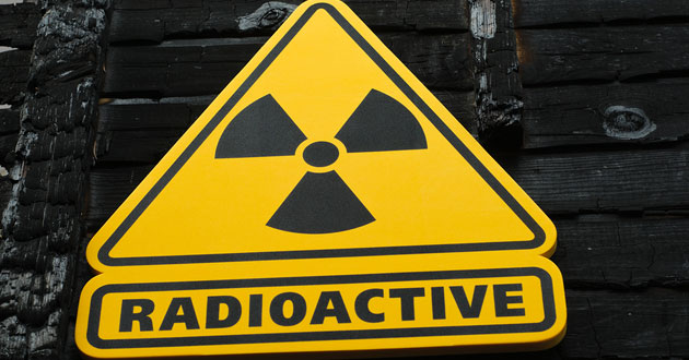 Photo of Radioactive faith