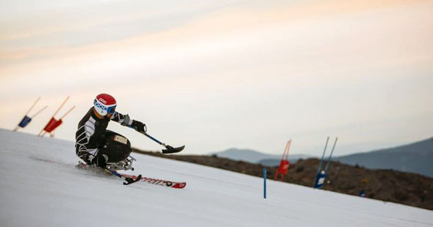 Photo of Second chance | Marine who lost legs in IED blast finds purpose on the slopes