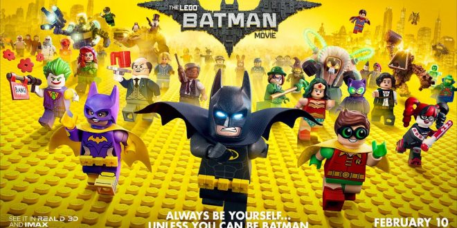 Photo of 3 lessons for children from 'The Lego Batman Movie'