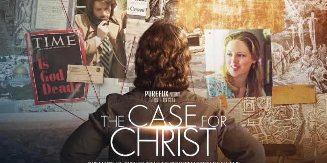 Photo of Case For Christ 'most significant movie of my career … in Kingdom impact,' screenwriter Brian Bird says