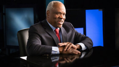 Photo of Clarence Thomas tells his story in a new documentary