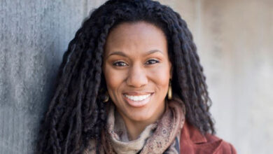 Photo of Priscilla Shirer recovering from surgery