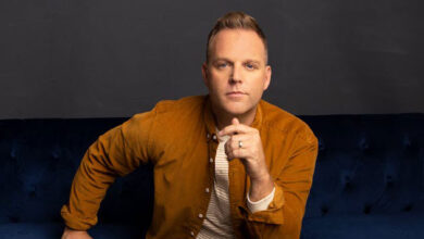 Photo of Matthew West's 'Brand New' album marks new era