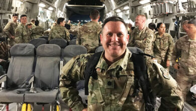 Photo of Chaplains' reach grows in Afghanistan during pandemic